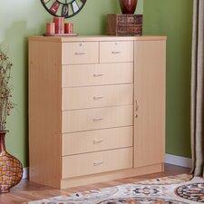 Adams 7 Drawer Dresser