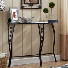 Fletcher Console Table & Mirror Set
