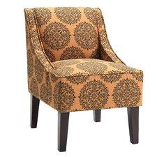Adams Swoop Slipper Chair