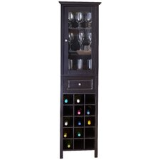 Burley 15 Bottle Floor Wine Cabinet
