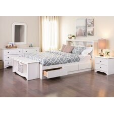 Adams Panel Customizable Bedroom Set