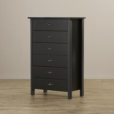 Ashton 6 Drawer Chest