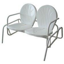 Hampshire Double Seat Glider Chair