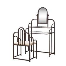 Binney Vanity Set with Mirror