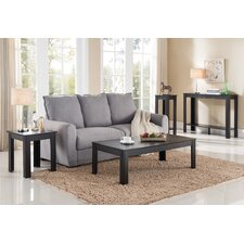 Inca 4 Piece Coffee Table Set
