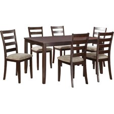 Daphne 7 Piece Dining Set