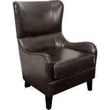 Parnassus Wingback Club Chair