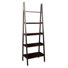 "Channing 72"" Accent Shelves Bookcase"