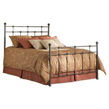 Channing Panel Bed
