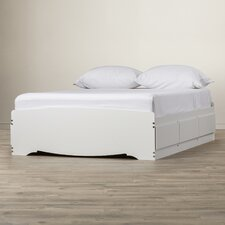 Sybil Platform Bed