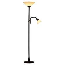 """Hartigan 72"""" Torchiere Floor Lamp"""