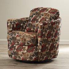 Larchwood Burgess Swivel Oblong Print Chair