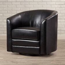 Wells Swivel Barrel Chair