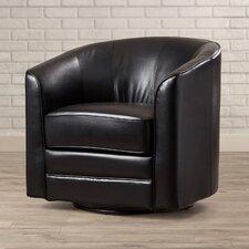 Wells Swivel Barrel Chair