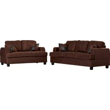 Birchview Sofa and Loveseat Set
