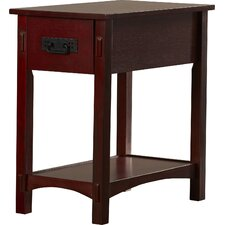 Surrey 1 Drawer End Table