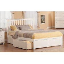 Conrad Storage Platform Bed