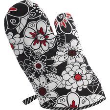 Bettrys Scarlet Blosson Oven Mitt