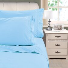Wyatt Triple Marrow Microfiber Sheet Set
