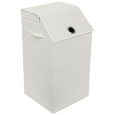 Marcus Flip Top Laundry Hamper