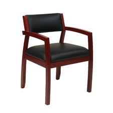 Roxanne Upholstered Back Guest Chair
