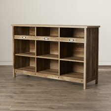 "Orville Storage Credenza 36.26"" Cube Unit Bookcase"