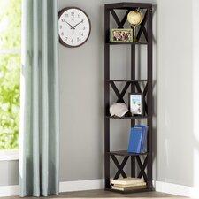 "Hattie 65"" Corner Unit Bookcase"