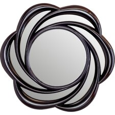 Swirl Frame Wall Mirror