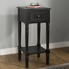 Everly 1 Drawer End Table