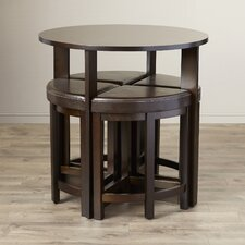 Gradall 5 Piece Dining Table Set