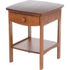 Carlton 1 Drawer Nightstand