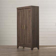 """Orville 38.86"""" W 2 Drawer Storage Cabinet"""