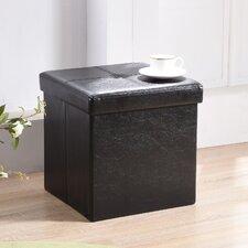 Carisbrooke Cube Upholstered Storage Ottoman