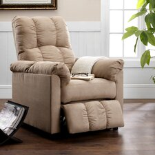 Minnie Microfiber Recliner