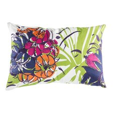 Cactus Cotton Lumbar Pillow
