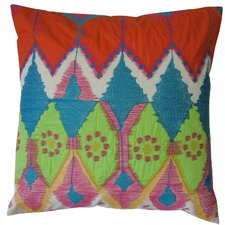 Java Bright Cotton Throw Pillow