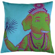 Bazaar Throw Pillow