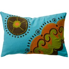 Coptic Cotton Lumbar Pillow
