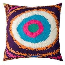 Totem Cotton Throw Pillow