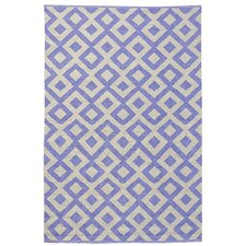 Tile Purple Outdoor Area Rug
