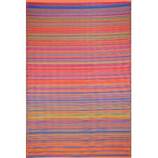 Melange Striped Mat