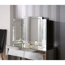 Rectangular Dresser Mirror (Set of 3)