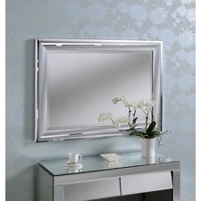 Framed Bevelled Mirror
