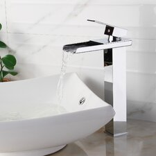 Single Handle Bathroom Waterfall Faucet