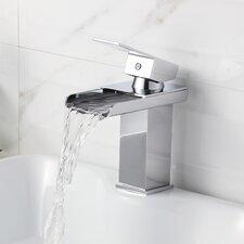 Single Handle Bathroom Sink Waterfall Faucet