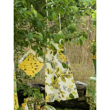 Harriet's Hydrangea Apron