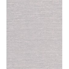 """Solace 33' x 20"""" Solid 3D Embossed Wallpaper"""