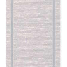 """Solace 33' x 20"""" Stripes 3D Embossed Wallpaper"""