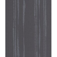 "Kelly Hoppen Style 33' x 20"" Stripes Wallpaper"