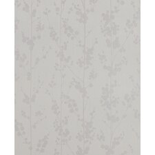 "Majestic 33' x 20"" Floral and Botanical  Wallpaper"